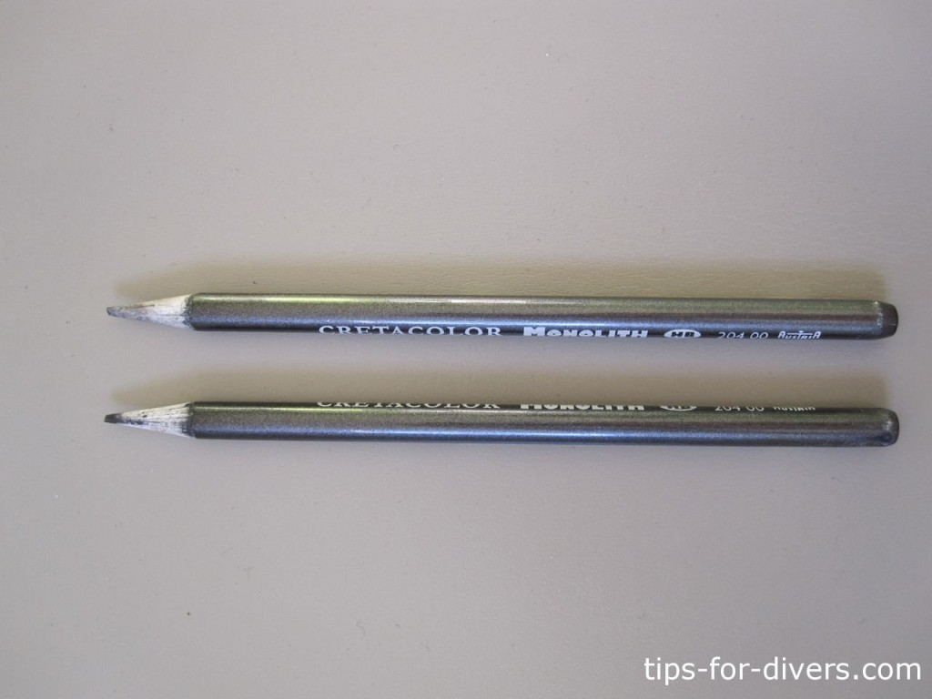 Pens for the wetnotes