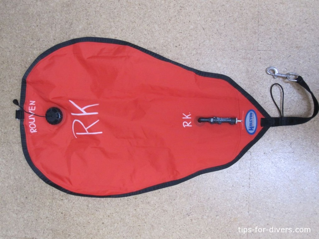 How to fold a lift bag for proper storage ein storage pack