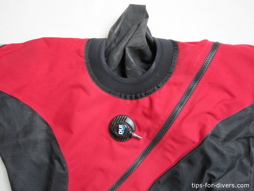 Dry suit minor repairs