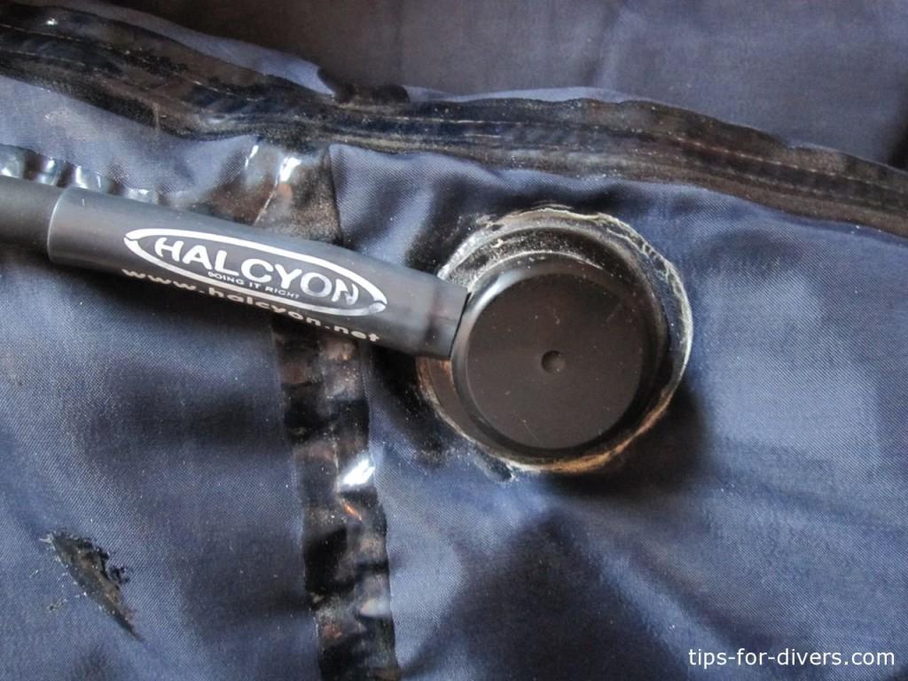 P-valve