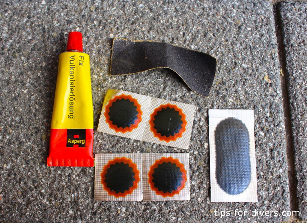 Repair Kit for Bicycles